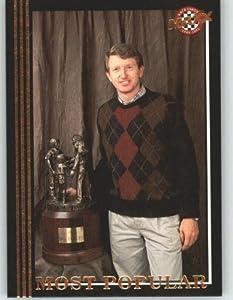 1992 Maxx Black Racing Card # 100 Bill Elliott FF - NASCAR Trading Cards (Fan... by Maxx