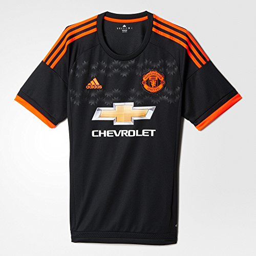 Adidas Manchester United FC 3rd Jersey-BLACK