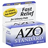 AZO Urinary Pain Relief, 95 mg, Tablets 30 tablets