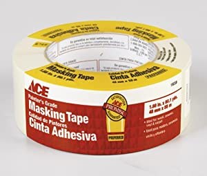 "HENKEL 1240221 PAINTER'S GRADE MASKING TAPE 1.88""x60.1yds"