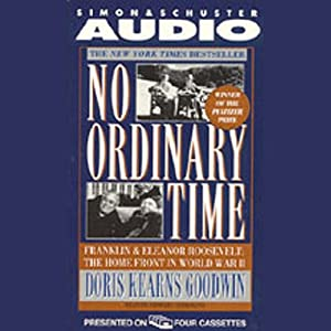 No Ordinary Time Audiobook