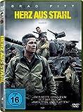 DVD Cover 'Fury - Herz aus Stahl