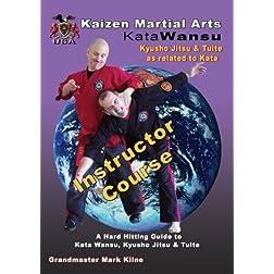 Mark Kline Wansu Instructor Course