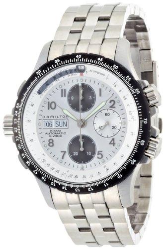 Hamilton Khaki X-Wind Automatic de plata Reloj H77626153