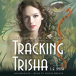 Tracking Trisha Audiobook