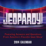 Jeopardy! 2014 Day-to-Day Calendar: Featuring Answers and Questions From Americas Favorite Quiz Show