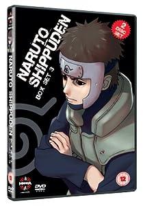 Naruto Shippuden Box Set 3 [DVD]