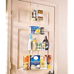 Over-the-door Adjustable Organizer
