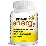 Instant Energy Dietary Supplement, 60 Capsules