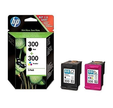Cartouches pour hP deskjet d 2545 (2 x cartouches, couleur d2545 cartouches d'encre (noir)
