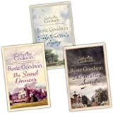 Rosie Goodwin Catherine Cookson's Rosie Goodwin 3 Books Collection Pack Set RRP: £17.97 (The Sand Dancer, Tilly Trotter's Legacy, The Mallen Secret)