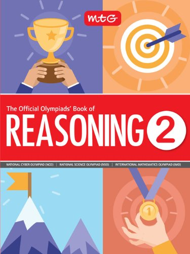 The Official Olympiads' Book of Reasoning : Class 2