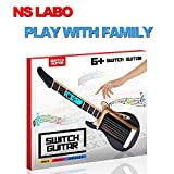 Panago Nintendo Switch Labo Guitar Cardboard DIY meterials Accessories Variety Kit,Guitar for Toy-Con Garage