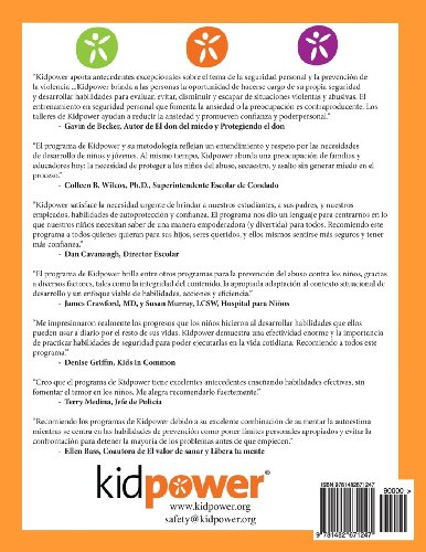 Como Ensenar Habilidades de Autoproteccion y Confianza a Ninos y Jovenes: La Guia Introductaria de Kidpower para Padres y Maestros