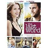 The Last Word ~ Wes Bentley