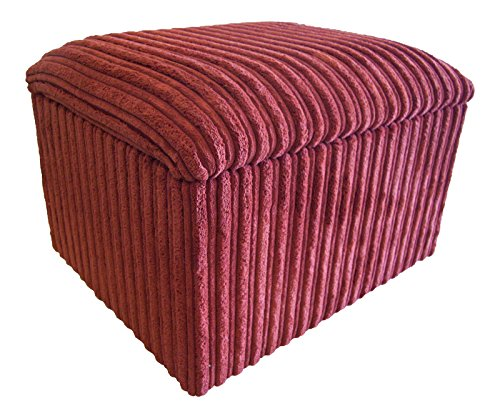 small-jumbo-cord-fabric-storage-box-pouffe-footstool-terracotta