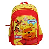 Winnie The Pooh Bag, Red/Yellow (18-inch)