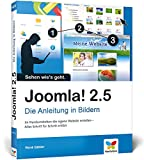 Joomla! 2.5: Die Anleitung in Bildern