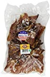 Smokehouse 100-Percent Natural Smoked Pig Ears Dog Treats, 24-Pack