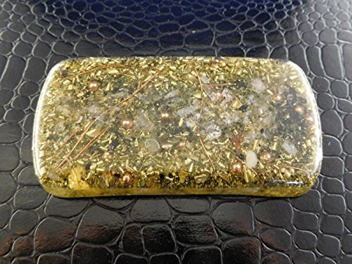 1-prosperity-gold-small-charging-plate-cell-phone-bed-charging-crystal-orgone-generator-energy-accum