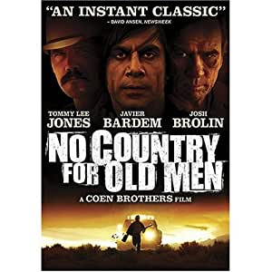 N01-0126178 No Country for Old Men - DVD