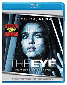 The Eye [Blu-ray + Digital Copy]