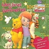 echange, troc Langue au chat - Mon livret de Gommettes : Mes amis Tigrou et Winnie