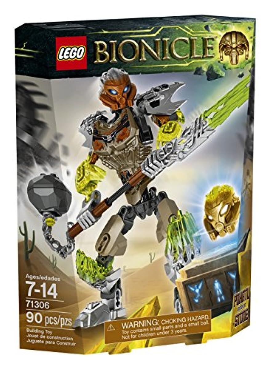 [해외] LEGO BIONICLE POHATU UNITER OF STONE 71306