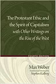 a comparison of karl max and max weber on the rise of capitalism Free essay: the sociological views of the three founding fathers karl marx, max weber, and emile durkheim all assert that various aspects of our lifestyle.