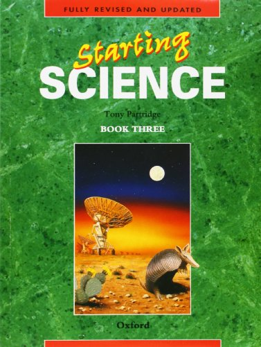 Starting Science: Student Book 3: Bk.3