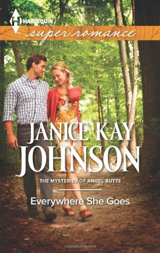 Image of Everywhere She Goes (Harlequin Superromance\The Mysteries of)