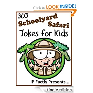 303 Schoolyard Safari Jokes for Kids: A Joke Book 3-Pack (School, Bird and Creepy Crawly Joke Books for Kids)