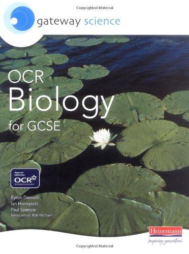 OCR Gateway GCSE Sciences
