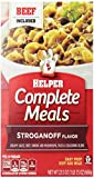 Betty Crocker Helper Complete Meals, Stroganoff, 23.5-Ounce Boxes (Pack of 6 )