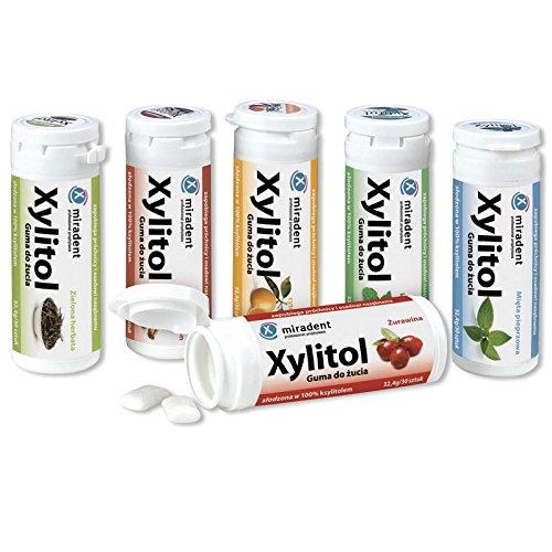 miradent-xylitol-chewing-gum-zahnpflegekaugummis-probierpaket-6x-30g
