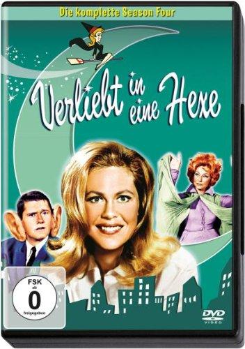 Verliebt in eine Hexe - Die komplette Season Four [5 DVDs]