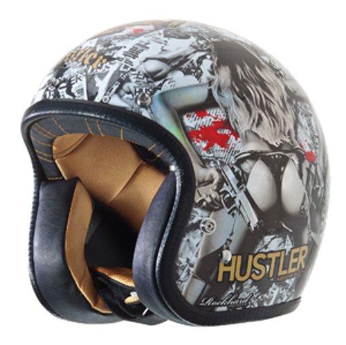 Rockhard Hustler Volume 2 Graphic American Classic Helmet (Small) 0