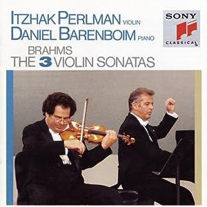 Brahms - The 3 Violin Sonatas
