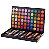 ACEVIVI Professional 120 Natural Original Neon Colors Eye Shadow Combination Pallet Women Cosmetics Set Eyeshadow Makeup Palette