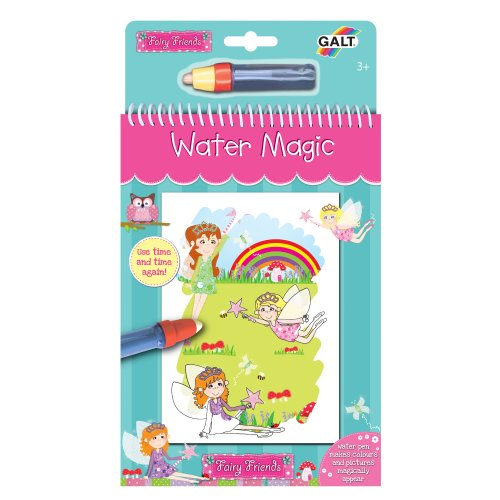 Galt Toys Water Magic Fairy Friends Magic Pad
