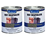 Eastwood Rust Encapsulator Paint Bullet Black 2 Quarts