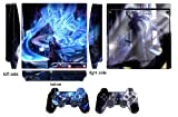 Devil May Cry Q Skin Sticker PS3 PlayStation 3 Slim and 2 Controller Skins