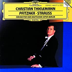 Pfitzner: Palestrina - Musical legend in three acts - Prelude to Act II. Mit Wucht und Wildheit