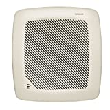 Broan QTRE100S Ultra Silent Humidity Sensing Fans with Sensaire Technology