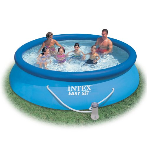 Intex Easy Round Pool Set