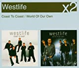 Disco de Westlife - Coast to Coast / World of Our Own (Anverso)