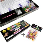 COFFRET KIT LOOM BANDS + Sachet - M�t...