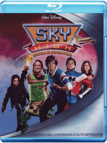 Sky high - Scuola di superpoteri [Blu-ray] [IT Import]