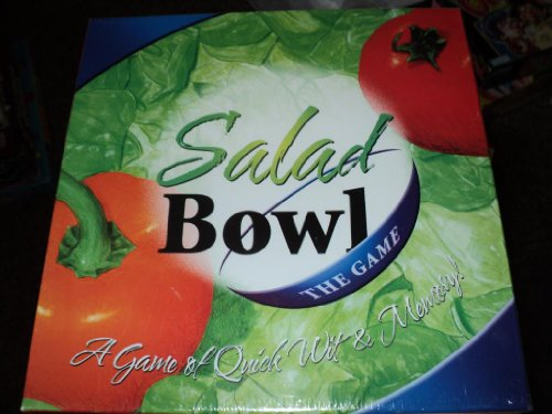 Salad Bowl the Game (board Game)