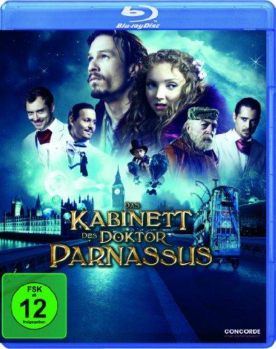 Das Kabinett des Doktor Parnassus [Blu-ray]